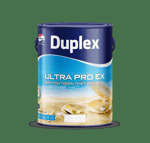 bảng màu sơn duplex mới