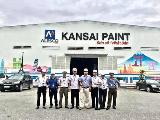 Giới thiệu sơn Kansai
