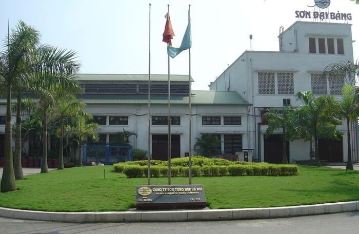 Sơn Đại Bàng thuộc Công ty CP Sơn Tổng hợp Hà Nội