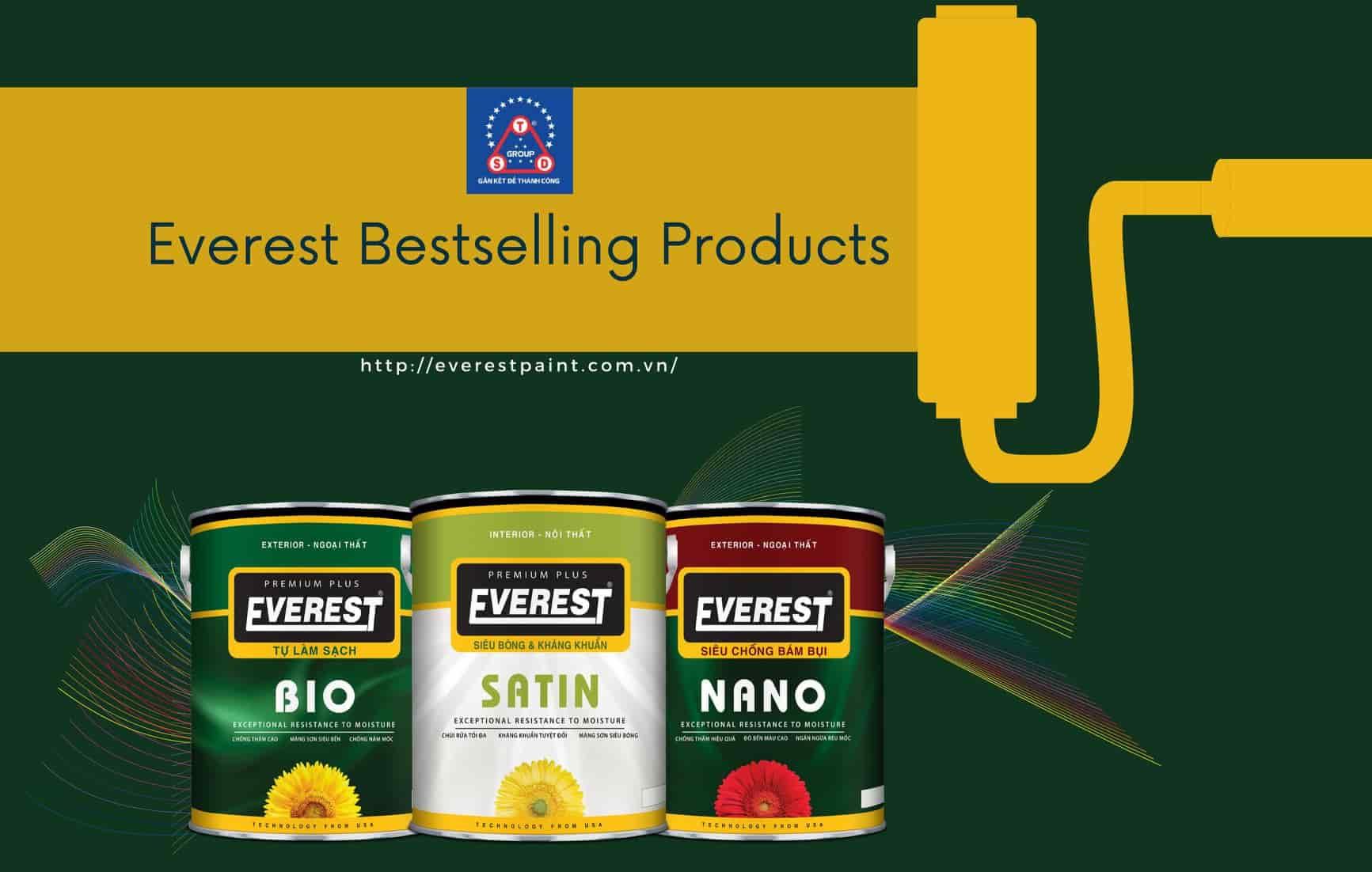 Về Công ty Cổ phần sơn Everest TDD Việt Nam
