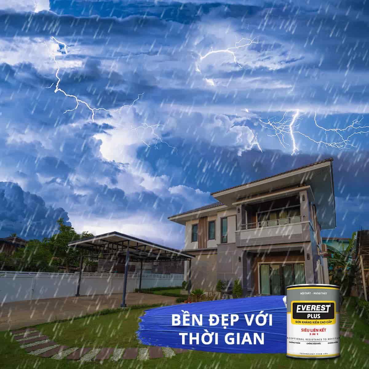 Sơn Everest - Công ty Cổ phần Sơn Everest TDD Việt Nam