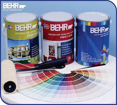 Vậy sơn Behr có tốt không?