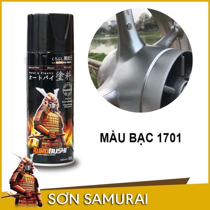 Giới thiệu sơn Samurai