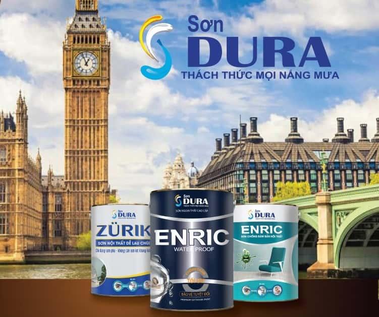 Sơn Dura có những sản phẩm nào?