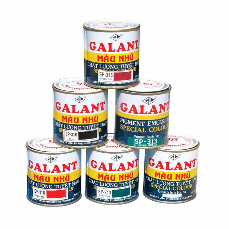 Bảng giá sơn Galant mới nhất 2021