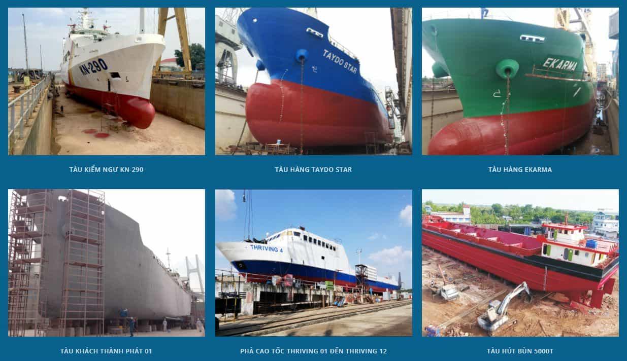 Một số dự án tiêu biểu của sơn Hải Âu