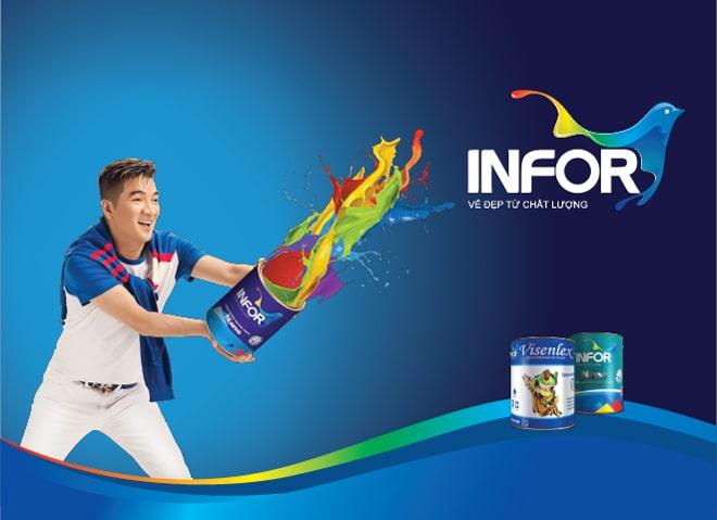 Công ty sơn Infor