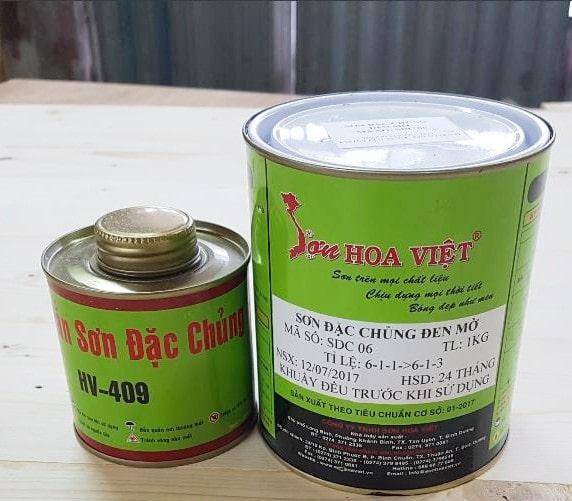 Sơn Hoa Việt có tốt không?