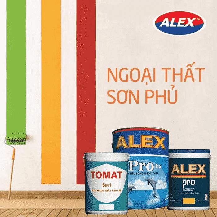 Vậy sơn Alex có tốt không?