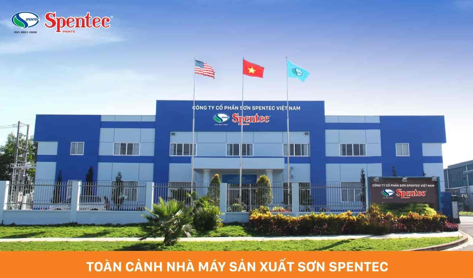 Về Công ty Cổ phần Sơn Spentec Việt Nam