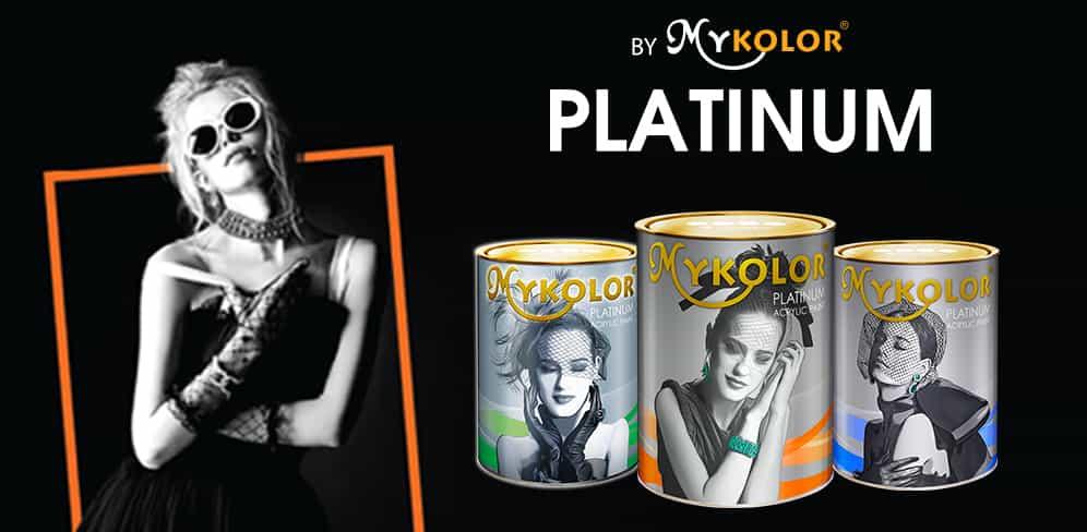 Sơn Mykolor Platinum