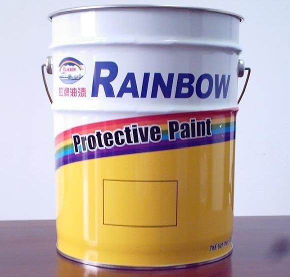 Hệ thống bảng màu sơn Rainbow gồm những loại nào?