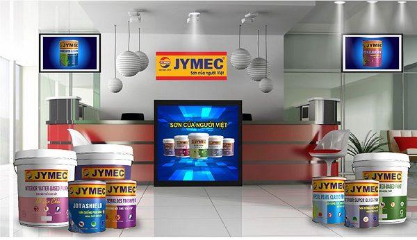 Công ty sơn JYMEC