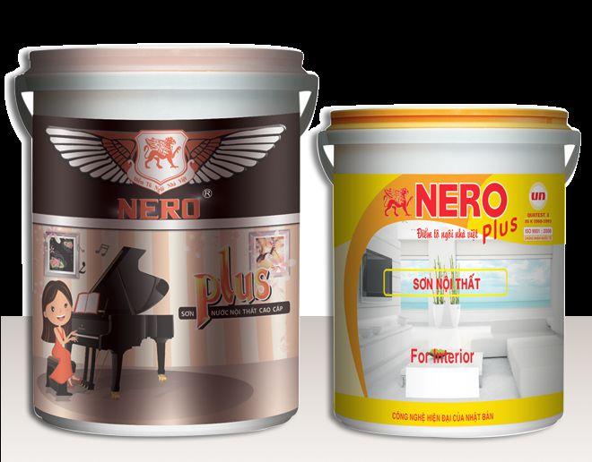 Sơn Nero có những dòng sản phẩm nào?