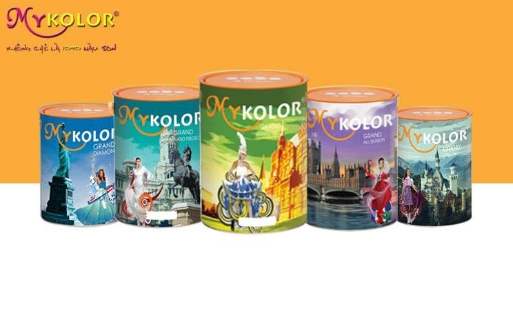 Đánh giá thực tế về sơn Mykolor
