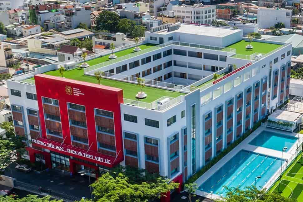 Trường quốc tế Việt úc sơn behr