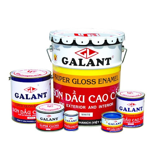 Sơn Galant - Sản Phẩm Từ Tập Đoàn Sơn Số 1 Thái Lan