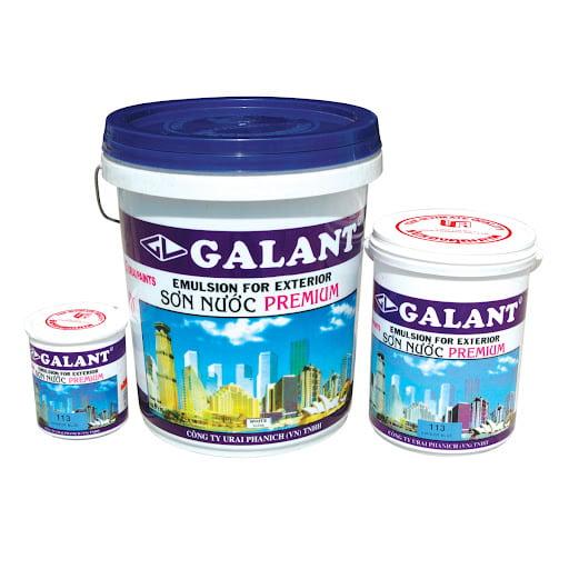 Sơn Galant của công ty nào?