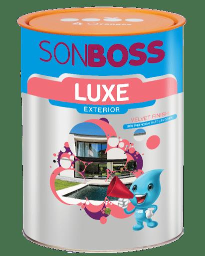Những ưu thế vượt trội của sơn Boss