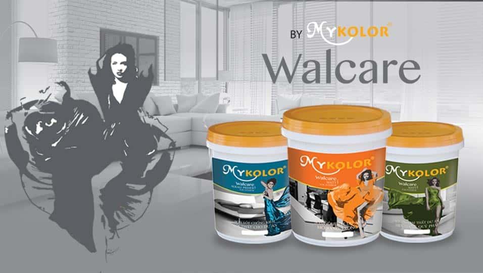 Sơn Mykolor Walcare